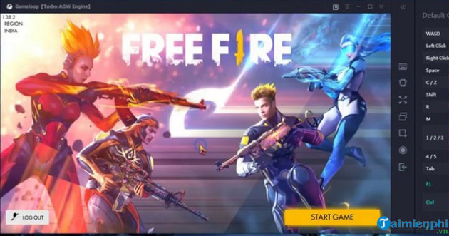 top 5 gia lap android choi free fire tren pc 6