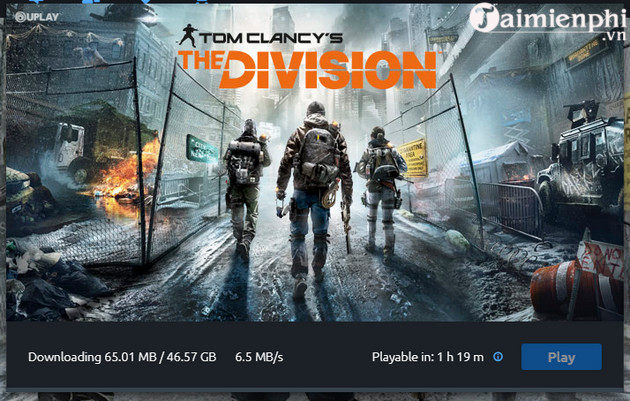 nhan mien phi tom clancy s the division game ban sung the gioi mo 8