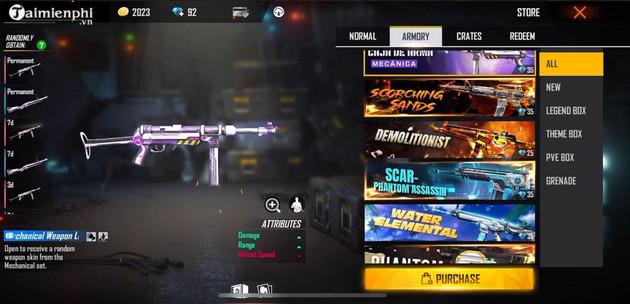 Mẹo sử dụng súng MP40 trong Free Fire hiệu quả nhất