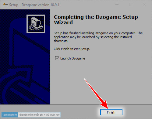 how to install dzolauncher on pc