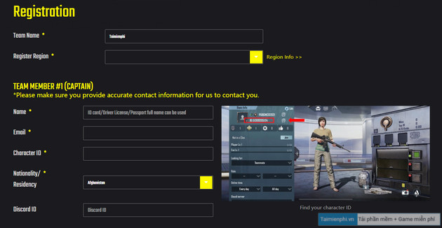 how to sign up for pubg mobile club open buy xuan 2021 pmco 3