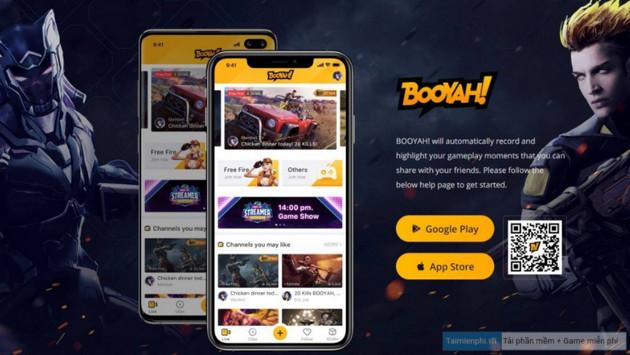 Link tải BOOYAH! Free Fire cho Android và iOS