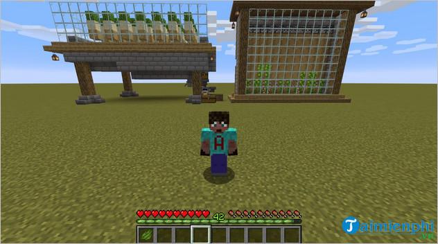 Cách nhận EXP không hạn giới trong Minecraft