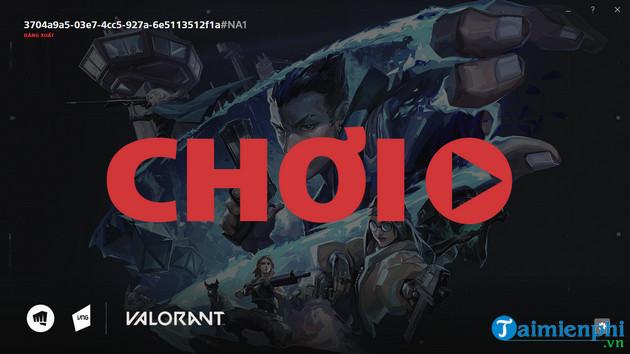 Cách đổi ngôn ngữ tiếng Việt game Valorant