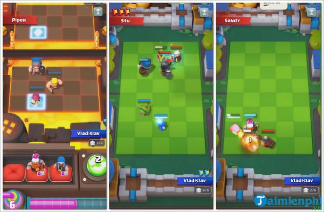 Cách tải và chơi game Clash Mini