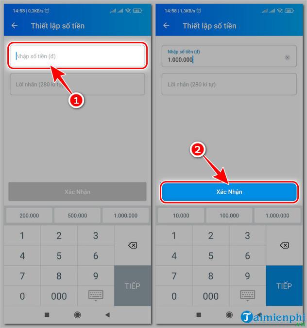 Cách sử dụng mã QR Code ZaloPay nhận, chuyển tiền