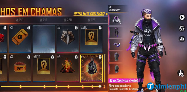 chi tiet the vo cuc mua 40 trong free fire moi nhat