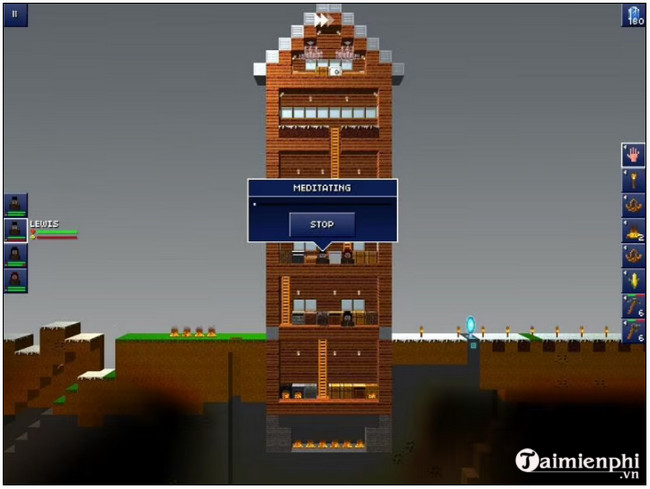 top game giong android mien phi giong minecraft