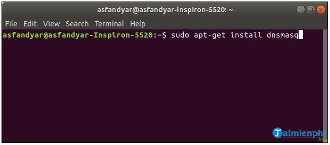 Cách đổi DNS cho Ubuntu, Linux