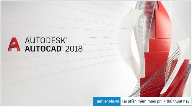 Cấu hình cài đặt AutoCAD 2018