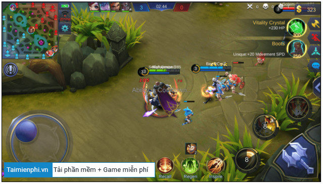 how to play vi tri ho tro in mobile legends bang bang