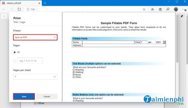 How to delete pdf files on windows 10