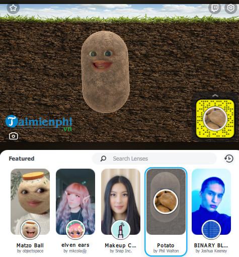 (Funny) Cách biến thành củ khoai tây khi thực hiện video call trên Microsoft Teams