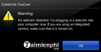 How to fix errors on yourcam cyberlink