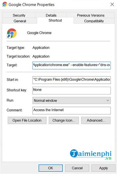 How to work over https on chromium