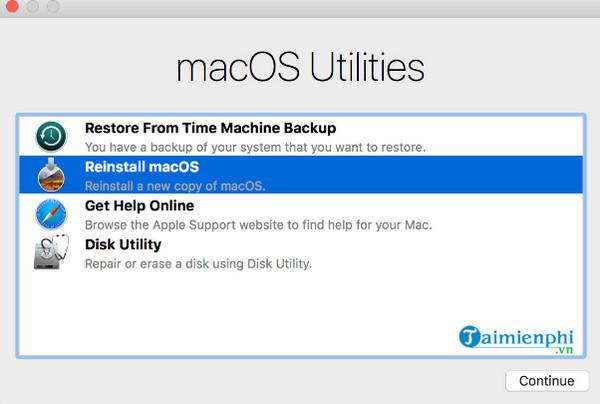 Cách sửa Macbook bị mất nguồn, khởi động không lên