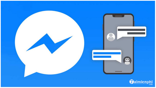 Can the facebook faculty use a messenger?
