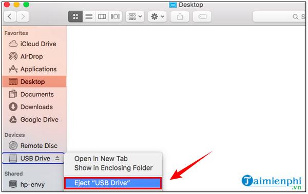 Cách format USB trên Macbook đúng cách