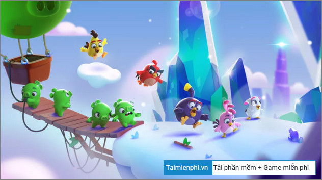 download link angry birds journey for android and iOS phones