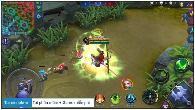how to play tank tri tank in mobile legends