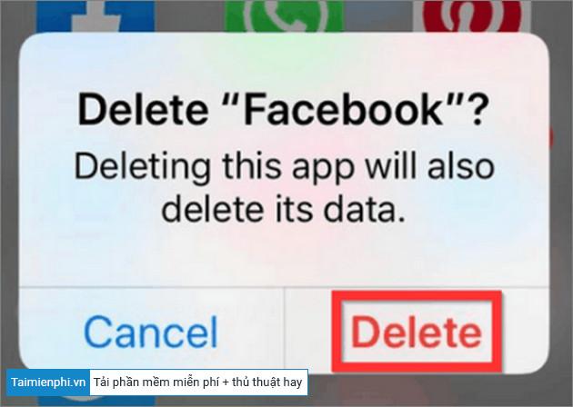 cach sua loi facebook bi treo do lien tuc tren android