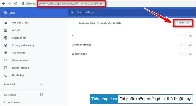 cach sua loi google tai lieu ngoai tuyen khong hoat dong