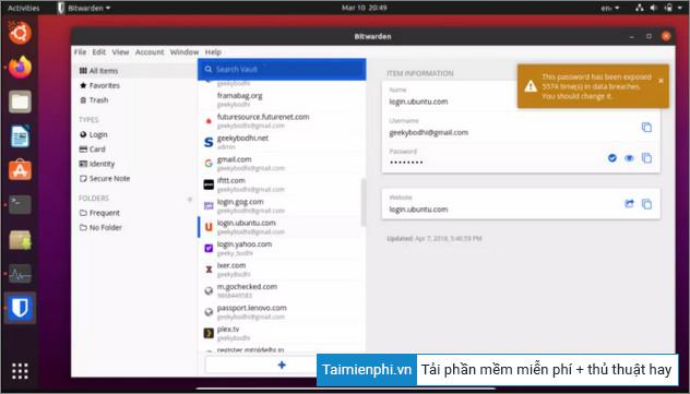 Top phần mềm tốt nhất cho Ubuntu