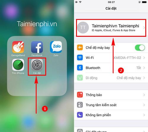 huong dan su dung icloud keychain quan ly tai khoan thong tin ca nhan tren iphone ipad