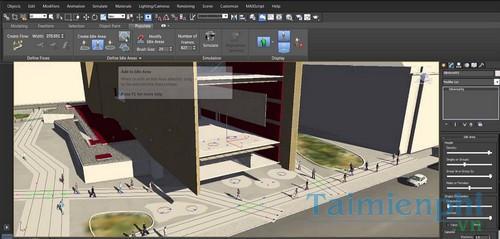 Phần mềm vẽ mặt bằng nhà