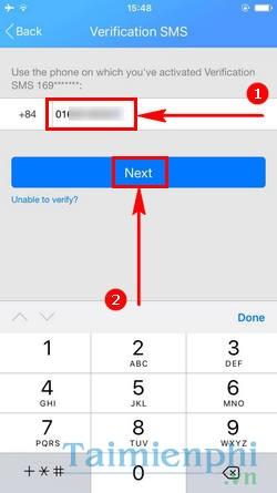 Quên mật khẩu QQ lấy lại như thế nào? 3