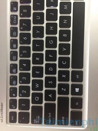 cach bat tat den ban phim laptop dell hp asus acer vaio lenovo macbook 4