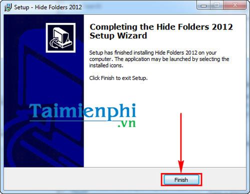 Cách sử dụng Hide Folder phần mềm khóa thư mục, ẩn, bảo mật file 4