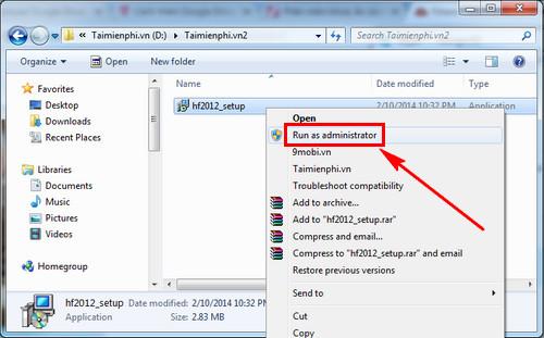 Cách sử dụng Hide Folder phần mềm khóa thư mục, ẩn, bảo mật file