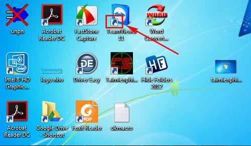 cach xoa bieu tuong mui ten tren shortcut windows 7 8 10