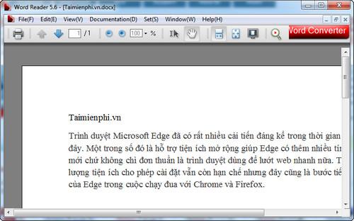 cai word reader doc file word doc docx txt de dang