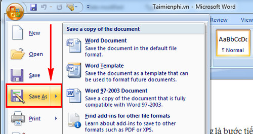 mo file pdf tren word 2016 2013 2010 2007 2003 5
