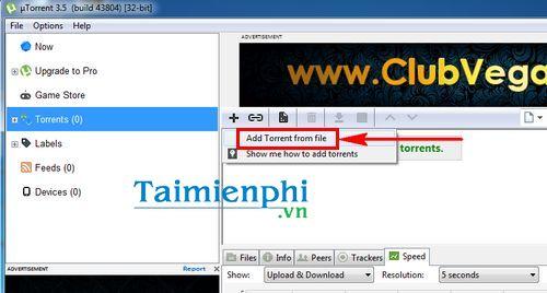 Mẹo tăng tốc tải uTorrent với Cheat Engine trên máy tính