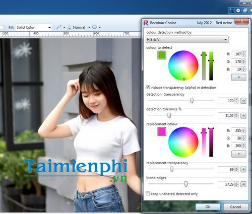 Cách chỉnh sửa màu sắc ảnh bằng Paint.NET