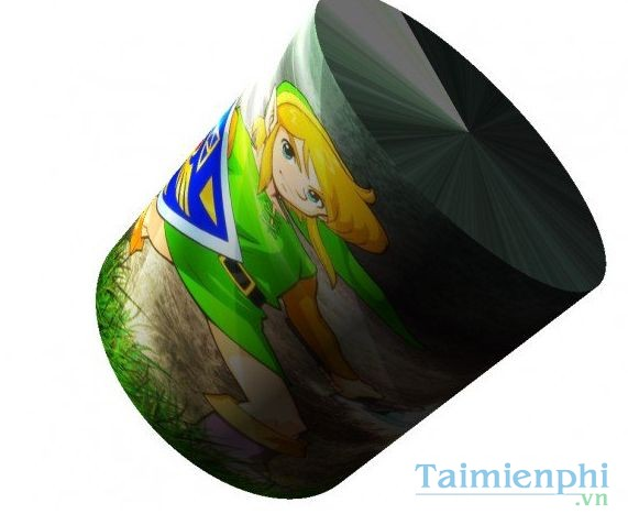 Cách tạo hiệu ứng 3D cho ảnh bằng Paint.NET