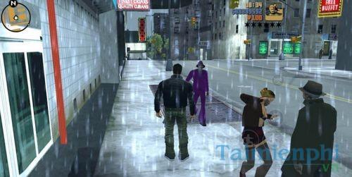 Lệnh GTA 3, Mã GTA 3, Grand Theft Auto III tổng hợp 2