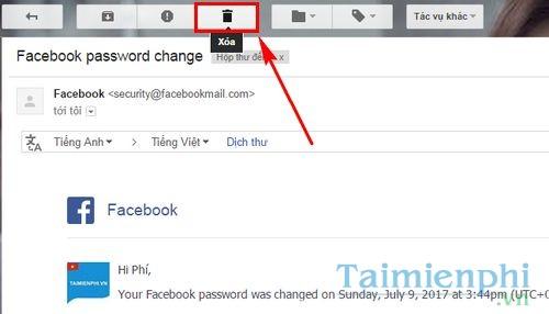 hop thu gmail cach mo nhan gui mail trong gmail 9