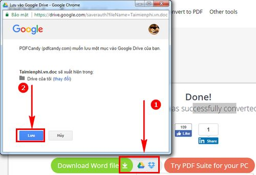 How to convert pdf to word with pdf candy 7
