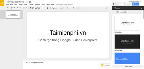 cach tao trang google slides powerpoint 8