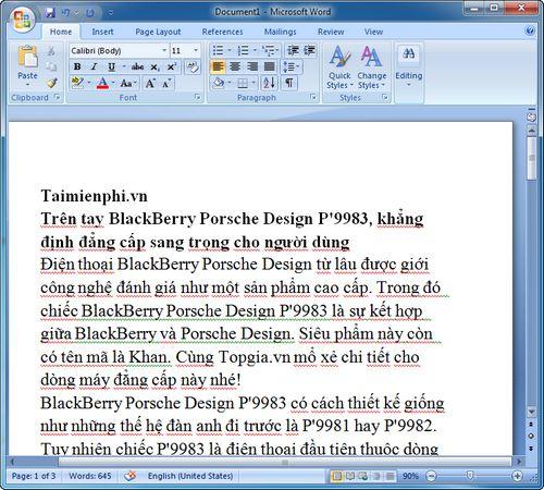 Cách chuyển PDF sang Word sử dụng Foxit Reader và UniPDF 6