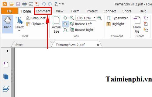 Cách chuyển PDF sang Word sử dụng Foxit Reader và UniPDF
