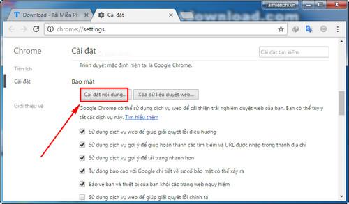 cach copy van ban tu web khong cho copy website khoa chuot phai 3
