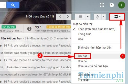 cach tao email mau trong gmail soan san noi dung email template email