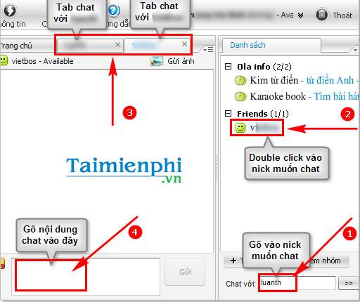 huong dan chat ola tren may tinh laptop 3