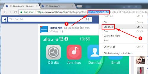 id facebook de lam gi dung trong truong hop nao