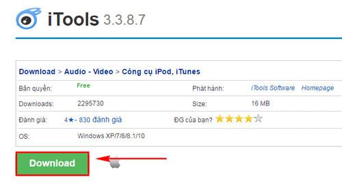 Sửa lỗi iTools không nhận iTunes, nguyên nhân và cách khắc phục